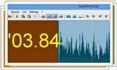 mp3DirectCut 2.20 Free Download | Software Mirrors