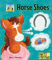 Horse Shoes #homeschool #examville #earlyed #teachingrescources #kindergarden #firstgrade #1stgrade #earlylearning #2ndgrade #secondgrade