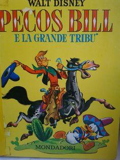 Pecos Bill e la Grande Tribù Disney