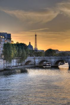 Pont Neuf - Paris, France -
