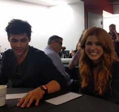 With An Accent: feels like Alec may have some issues wants to see worked out with Clary & the rest – at Theater at Madison Square Garden Katherine Mcnamara, Constantin Film, Elite Model, Shadowhunters Season 3, Clary And Jace, Clary Fray, Shadowhunters The Mortal Instruments, Matthew Daddario, Alec Lightwood