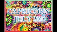 CAPRICORN LOVE TAROT READING JULY 2018! Tarot Horoscope, Love Tarot Reading, Sagittarius Love, Leo Love, Horoscopes, Neon Signs, Youtube, Cancer, Horoscope