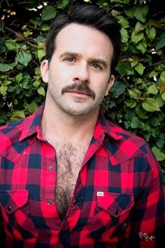 Movember Mustache, Moustaches, Lumberjack Men, Sexy Beard, Rugged Look, Bear Men, Hairy Chest, Male Chest, Mens Fashion Suits