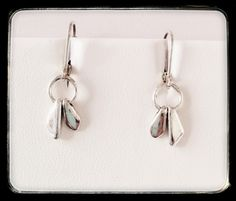 spangle jewelry — duet earrings