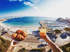 #CotedAzurNow - Le Blog Mister Riviera a sélectionné VOS plus beaux clichés de la French Riviera - Découvrez l'article sur le blog de Mister Riviera : le blog sur Nice et la Côte d'Azur (Photo : Thomas Hubener)
