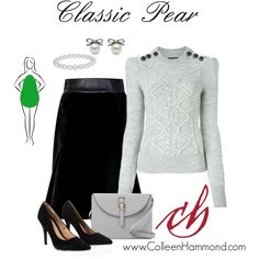 Classic Pear 2 by colleen-hammond on Polyvore featuring Isabel Marant, W.S. Studio, Lipsy, Meli Melo and Miss Selfridge