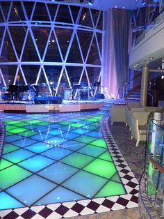 Allure of the Seas by Vacation Creators, via Flickr - Danced the night away here!