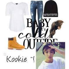 Jungkook inspired outfit ❤️