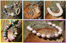A group gathering Beautiful One, Group, Bracelets, Gifts, Jewelry, Bangle Bracelets, Presents, Jewellery Making, Jewlery