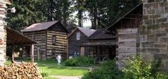 Historic log cabins serve as studios for working artists. Visit house museums an operating grist mill. Workshop series-learn with the artist. Located in Grantsville, MD. Deep Creek Lake, Best Hotel Deals, Old Churches, Local Events, Abandoned Places, Tanzania, Maryland, Beautiful Homes, Pergola