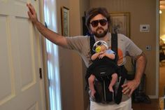 Discover 12 easy beard friendly ideas for Halloween costumes on a budget. No need to buy an expensive costume when you can do it yourself for next to nothing! Baby Halloween Costumes Newborn, Newborn Halloween Costumes, Baby First Halloween, Couple Halloween, Holidays Halloween, Halloween Kids, Happy Halloween, Family Costumes, Funny Halloween