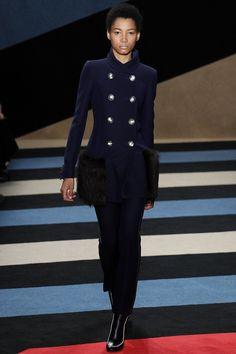 Derek Lam Fall 2016 Ready-to-Wear Fashion Show - Lineisy Montero