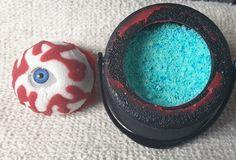 The Stygian Witches Eye Bath Bomb