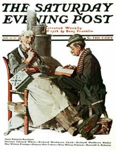 Saturday Evening Post - 1925-01-31 (Norman Rockwell)