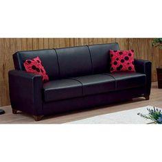 Empire Furniture USA Harlem Convertible Sofa - SB-HARLEM