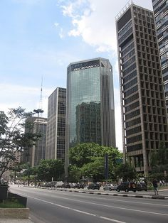 Avenida Paulista, Sao Paulo