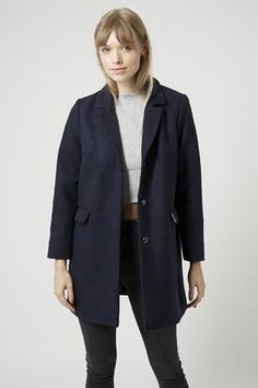 Slim Pocket Coat
