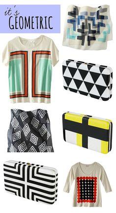 On Trend: It's Geometric! | Style On Target