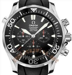 Omega Seamaster Chronograph 300 M Dive mens watch 2894.52.91
