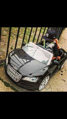 Audi for the little guy