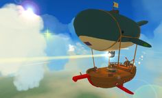 #gamedevelopment #game Early #ScreenshotSaturday of the new Airship! #gamedev #indiedev http://pic.twitter.com/aHLY6TtdSh  PolyKid (PolyKidGames)   Game Dev Top (@GameDevLopMent) September 24 2016