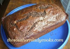 This chocolate quick bread will satisfy your chocolate cravings for sure. I love it with butter on it while it is still hot. Milk is also necessary. 1 cup sugar1/2 cup butter or margarine, softene...