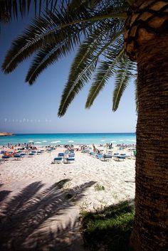 Ayia Napa, Nissi Beach, Cyprus