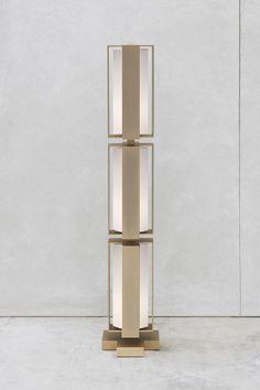 Stehleuchte Messing Interior Lighting, Home Lighting, Lighting Design, Standard Lamps, Jar Lights, Oil Lamps, Lamp Design, Light Decorations, Lamp Light