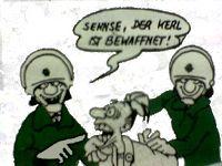 Stephan Bauer: Der Polizeistaat, der längst existent ist!!!Die Bu...