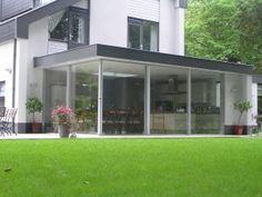 moderne aanbouw aan klassiek huis - Google zoeken
