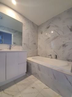 Such A Great Choice Of Tiles For A Bathroom Home Builders, Tiles, Bathtub, Bathroom, Luxury, Building, Room Tiles, Standing Bath, Washroom