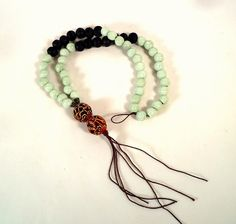 Japa Mala beads - traditional Hindu or Buddhist meditation or prayer beads