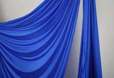 """Tela aérea 108 \ """"de ancho (274 cm) 100% tela de seda de nylon Tricot aérea 108 \"""" de ancho para la venta. Ideal para la danza aérea y hamacas de yoga aéreas. tejido elástico bajo, ideal para todos los niveles. Envío gratis en los EE.UU."""