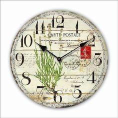 1000 id es sur le th me horloges murales de cuisine sur - Horloges murales cuisine ...