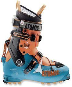 Atomic Men s Backland Alpine Touring Ski Boots Petrol Orange Mondo 2 Ski  Shop 801c4ab3b9a