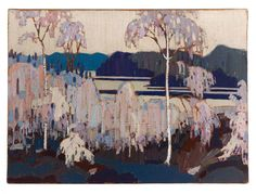 Tom Thomson, After the Sleet Storm, winter 1915/1916 - Art Gallery of Ontario | West Wind
