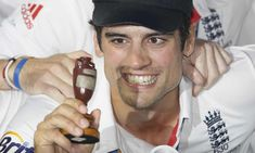 Alastair Cook won of Tests as England captain. Alastair Cook, Test Cricket, Handsome, England, Cooking, Sports, Kitchen, Hs Sports, English