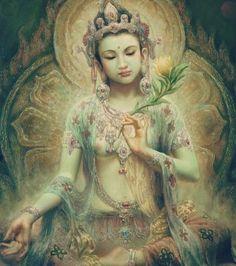 💫Green Tara (śyāmatārā) known as the Buddha of enlightened activity  💫✨💫✨💫  .  .  .  .  .  #greentara#buddhism#buddha#hindu#hinduism#deity#goddess#enlightenment#dharma#spiritualjourney#spirituality#religion#prayer#puja#worship