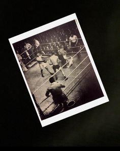 Archie Moore, Polaroid Film