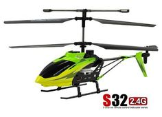 Syma S32 Medium Metal 12 RC Helicopter 24 Ghz ** See this great product.Note:It is affiliate link to Amazon.