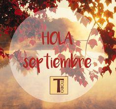 Hasta pronto agosto....Bienvenido Septiembre! Estamos listos para el finde de semana. Feliz viernes!! #tororegalos #holaseptiembre #adiósverano #vueltaalcole #felizfindesemana