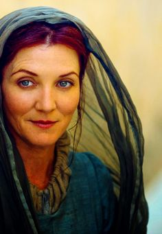 Catelyn Stark portrayed by Michelle Fairley in Game of Thrones