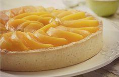 Una receta muy sencilla que ayuda a comer fruta (ponéle). La tarta de durazno es una delicia de la repostería. Descubrí cómo se prepara.