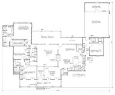 A bigger version. Move garage more to the side.  Change computer nook to dish pantry. Bonus room over garage.  Avery - Country French Home Plans Louisiana House Plans