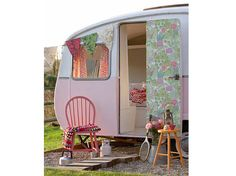#caravane #rose #girly
