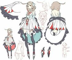 Mao slight by madiblitz character concept, character art, character design references, concept art Character Design Cartoon, Character Design References, Character Design Inspiration, Character Concept, Character Art, Concept Art, Animation, Anime Style, Art Reference