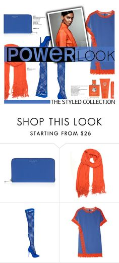 """""""Power Look: Fall Edition"""" by flytotheworld ❤ liked on Polyvore featuring Henri Bendel, Dasein, Tory Burch and Vince Camuto"""