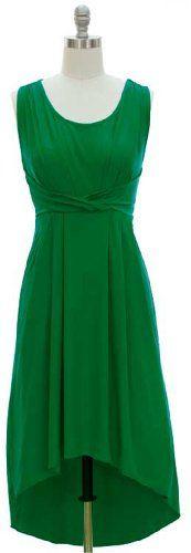 Bonmode Women's Bright & Bold Sleeveless Criss-Cross Waistline High-Low Dresses (XL, Green) Peach Couture,http://www.amazon.com/dp/B00IREPPWO/ref=cm_sw_r_pi_dp_TKSztb0QRE3B9WGK