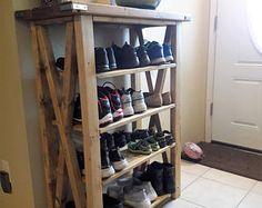 Estante del zapato