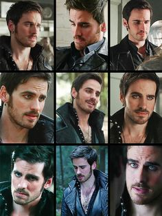 "Killian ""puppy dog eyes"" Jones"